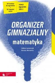 okładka Matematyka cz.1-4. Organizer gimnazjalny. Ebook | EPUB_DRM,MULTI | Halina Juraszczyk, Renata Morawiec