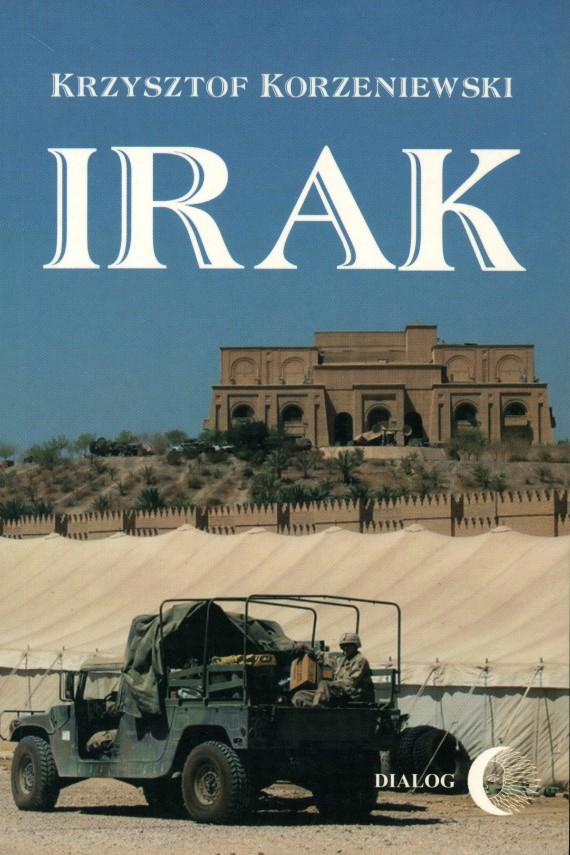 okładka Irak. Ebook | EPUB, MOBI | Krzysztof Korzeniewski