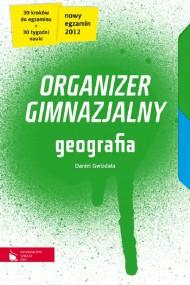 okładka Geografia cz.1-4. Organizer gimnazjalny. Ebook   EPUB_DRM,MULTI   Daniel Gwizdała