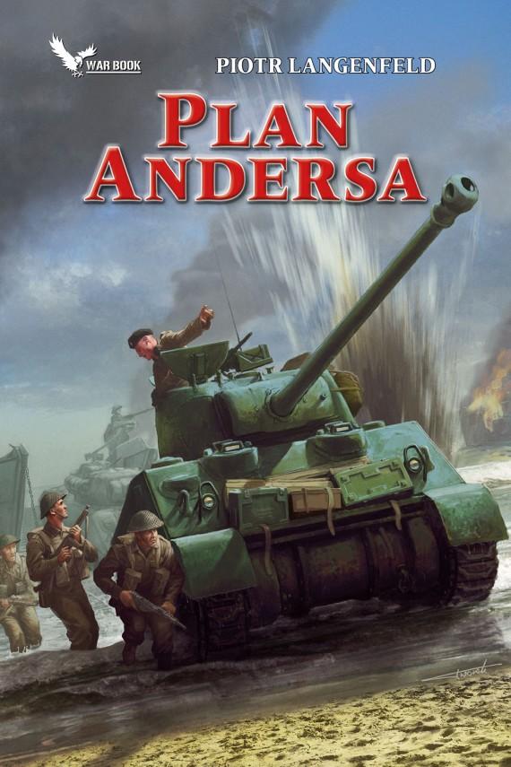 okładka Plan Andersaebook | EPUB, MOBI | Piotr Langenfeld