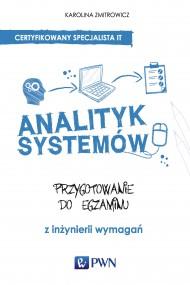 okładka Analityk systemów. Ebook | papier | Karolina  Zmitrowicz