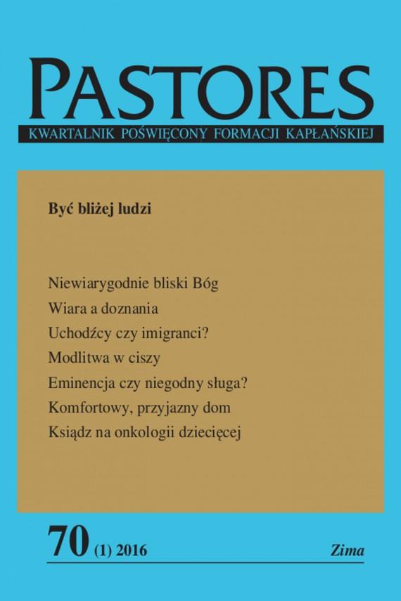 okładka Pastores 70 (1) 2016ebook | EPUB, MOBI | Opracowanie zbiorowe