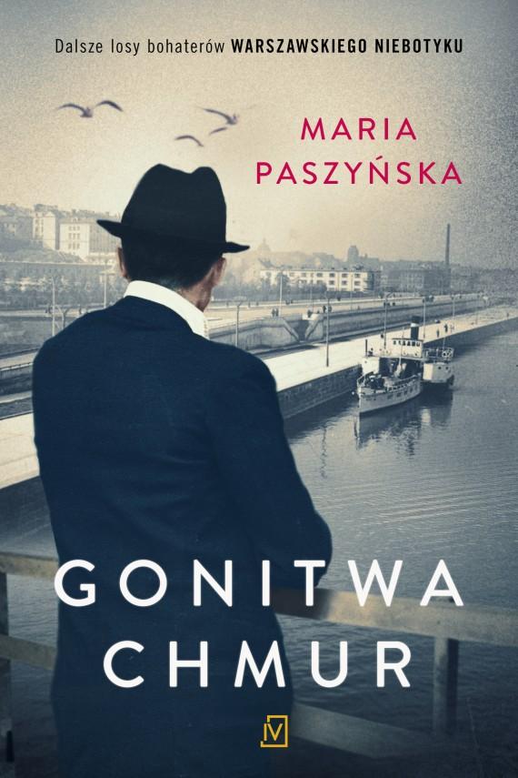 okładka Gonitwa chmurebook | EPUB, MOBI | Maria  Paszyńska
