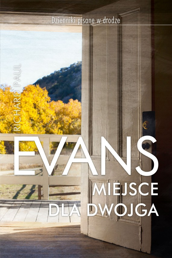 okładka Miejsce dla dwojgaebook | EPUB, MOBI | Richard Paul Evans