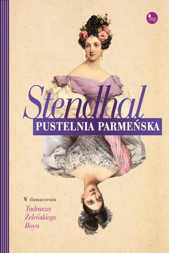 okładka Pustelnia parmeńska. Ebook | EPUB, MOBI | Stendhal Stendhal