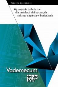 okładka Wymagania techniczne dla instalacji elektrycznych niskiego napięcia w budynkach, Ebook | Andrzej  Boczkowski