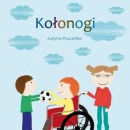 okładka Kołonogi. Ebook | EPUB,MOBI | Justyna  Pszczółka