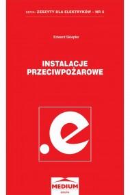 okładka Instalacje przeciwpożarowe, Ebook | Edward Skiepko