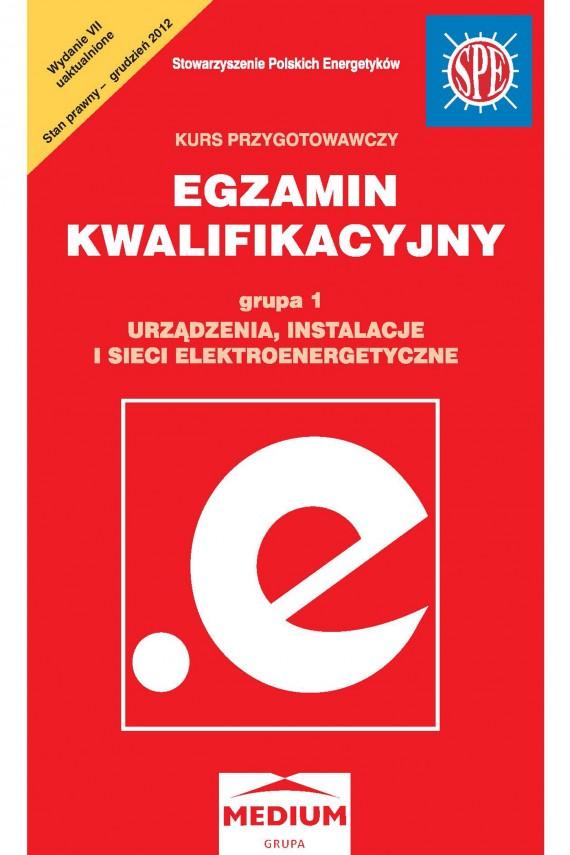 okładka Egzamin kwalifikacyjny. Ebook   PDF   Radosław Lenartowicz, Witold Zdunek