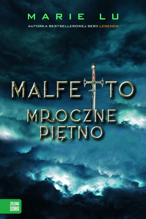 okładka Malfetto. Mroczne piętnoebook | EPUB, MOBI | Marie Lu