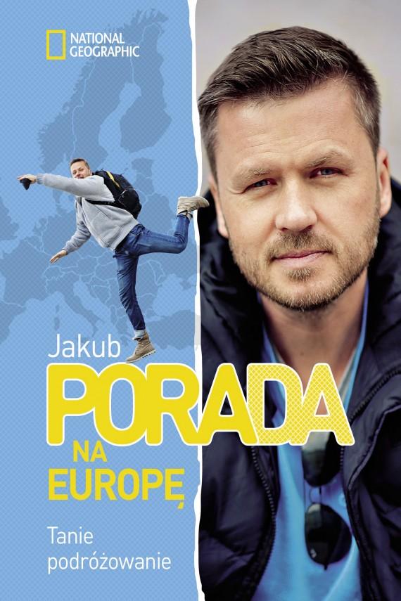 okładka Porada na Europęebook | EPUB, MOBI | Jakub Porada