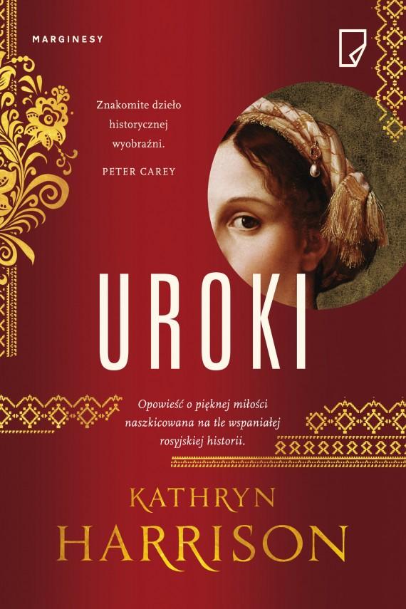 okładka Urokiebook | EPUB, MOBI | Kathryn Harrison