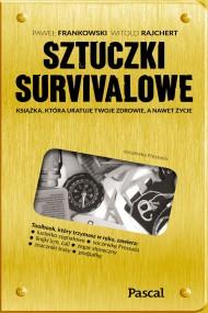 okładka Sztuczki survivalowe. Ebook | EPUB,MOBI | Paweł  Frankowski, Witold  Rajchert
