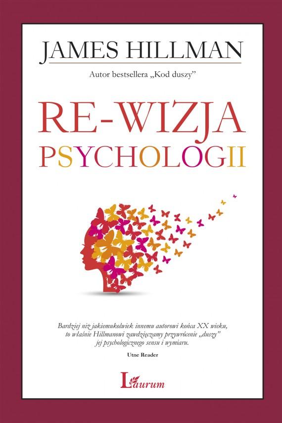 okładka Re-wizja psychologii. Ebook | EPUB, MOBI | James  Hillman