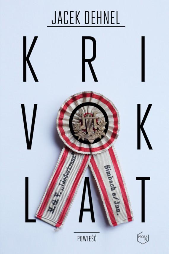okładka Krivoklat. Ebook | EPUB, MOBI | Jacek Dehnel