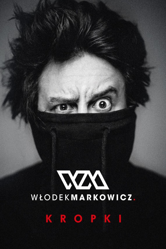 okładka Kropkiebook | EPUB, MOBI | Włodek Markowicz