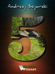 okładka Pięć. Ebook | EPUB,MOBI | Andrzej Bojarski