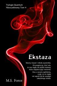 okładka Ekstaza. Ebook | EPUB,MOBI | M.S. Force