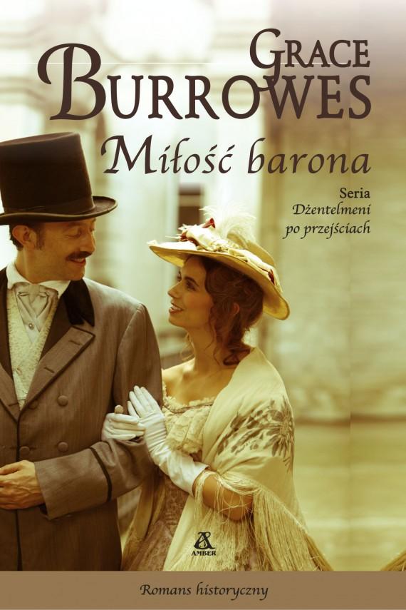 okładka Miłość barona. Ebook | EPUB, MOBI | Grace Burrowes