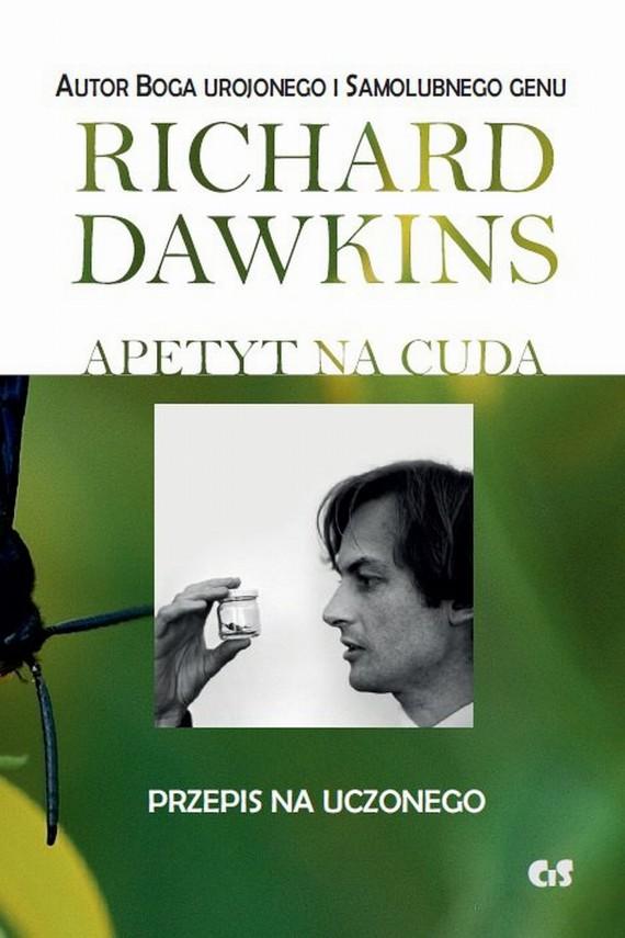 okładka Apetyt na cuda. Przepis na uczonegoebook   EPUB, MOBI   Richard  Dawkins