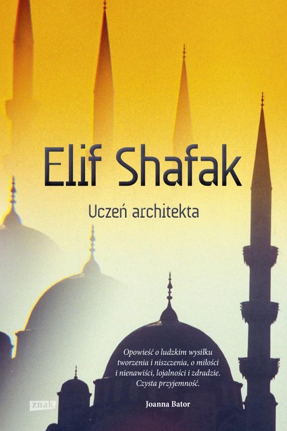 okładka Uczeń architekta. Ebook | EPUB, MOBI | Elif Shafak