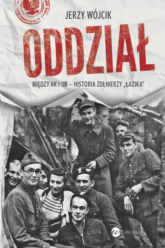 okładka Oddział. Ebook | EPUB, MOBI | Jerzy Wójcik