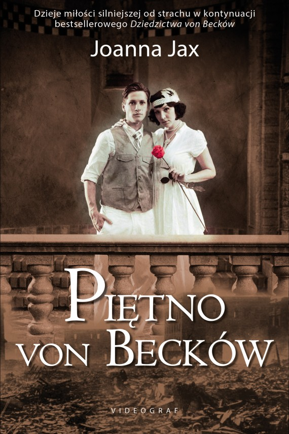okładka Piętno von Becków. Ebook | EPUB, MOBI | Joanna Jax
