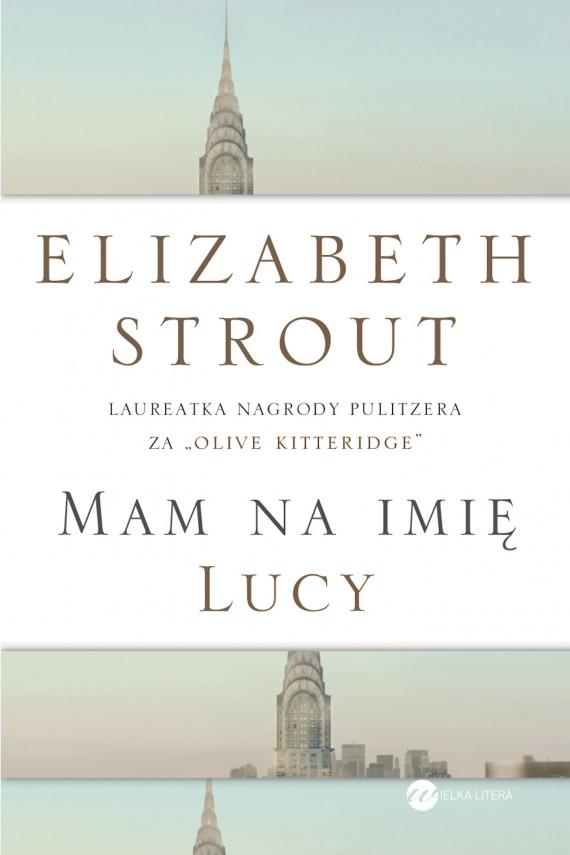 okładka Mam na imię Lucyebook | EPUB, MOBI | Elizabeth Strout