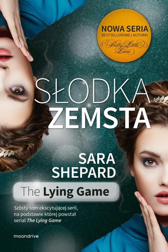 okładka Słodka zemstaebook | EPUB, MOBI | Sara Shepard