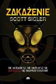 okładka Zakażenie, Ebook | Scott Sigler