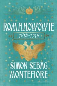 okładka Romanowowie. Ebook   EPUB,MOBI   Simon Sebag Montefiore