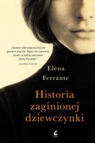 okładka Historia zaginionej dziewczynki. Ebook | papier | Elena Ferrante