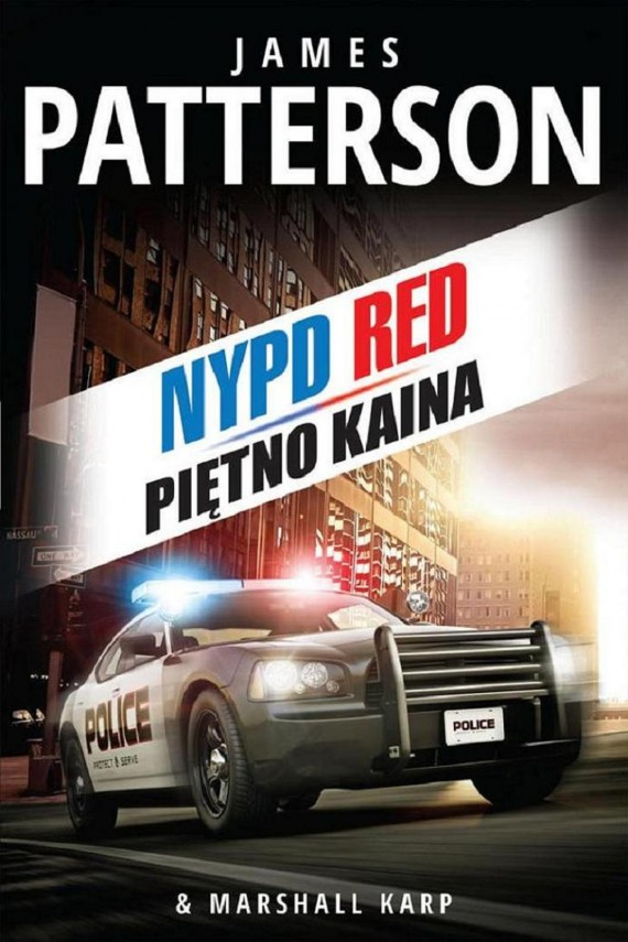 okładka Piętno Kainaebook | EPUB, MOBI | James Patterson, Marshall  Karp