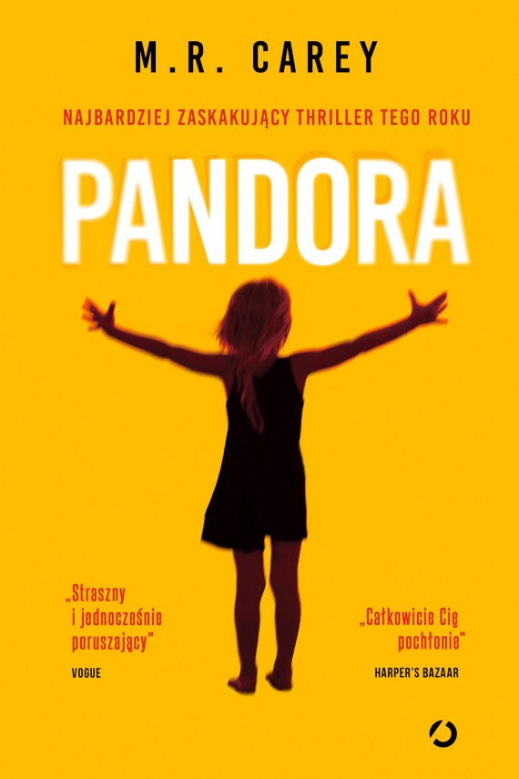 okładka Pandora. Ebook | EPUB, MOBI | M.R. Carey