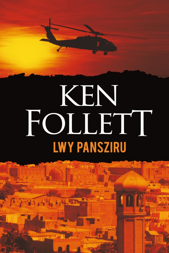 okładka Lwy Pansziru. Ebook | EPUB, MOBI | Ken Follett