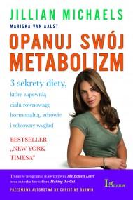 okładka Opanuj swój metabolizm, Ebook   Jillian Michaels