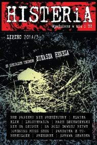 okładka Magazyn Histeria 2014/3 PDF. Ebook | PDF | autor zbiorowy