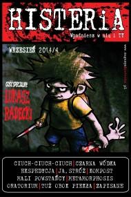 okładka Magazyn Histeria 2014/4 PDF. Ebook | PDF | autor zbiorowy