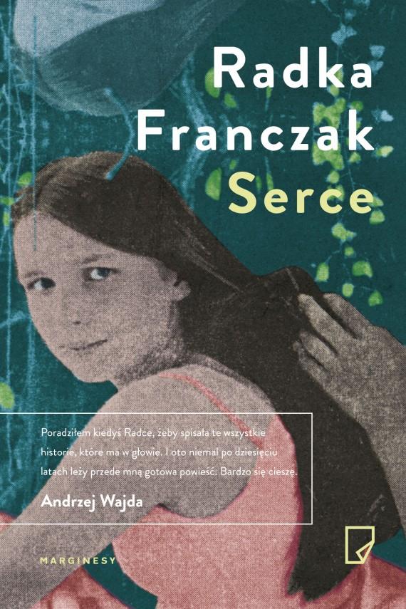 okładka Serce. Ebook | EPUB, MOBI | Radka Franczak
