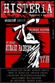 okładka Magazyn Histeria 2015/5. Ebook | EPUB,MOBI | autor  zbiorowy