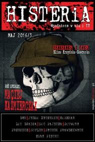 okładka Magazyn Histeria 2016/3 PDF. Ebook | PDF | autor  zbiorowy
