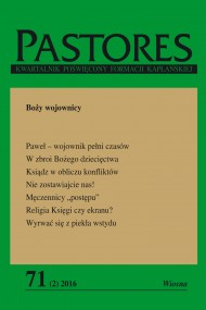 okładka Pastores 71 (2) 2016. Ebook | EPUB,MOBI | Opracowanie zbiorowe