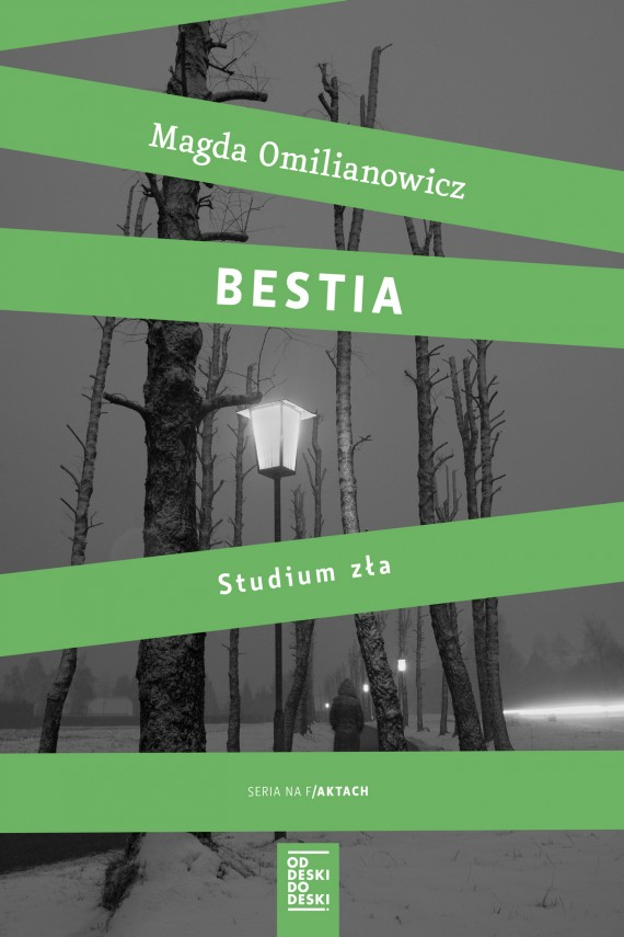 okładka Bestia. Studium złaebook | EPUB, MOBI | Magda Omilianowicz