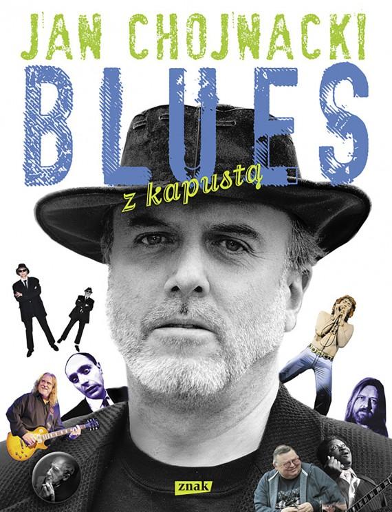 okładka Blues z kapustą. Ebook | EPUB, MOBI | Jan Chojnacki
