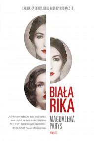 okładka Biała Rika. Ebook   EPUB,MOBI   Magdalena Parys