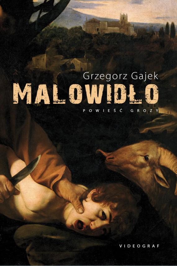 okładka Malowidłoebook | EPUB, MOBI | Grzegorz Gajek