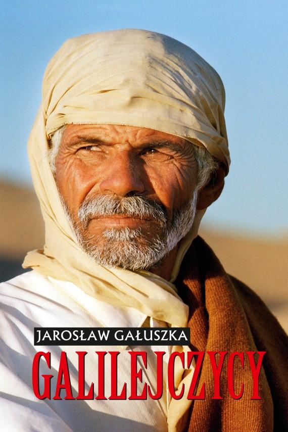 okładka Galilejczycyebook | EPUB, MOBI | Jarosław Gałuszka