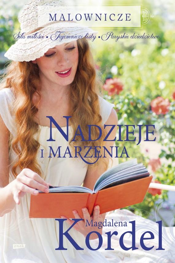 okładka Nadzieje i marzenia. Ebook | EPUB, MOBI | Magdalena Kordel