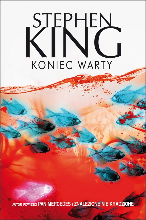 okładka Koniec warty. Ebook | EPUB, MOBI | Stephen King