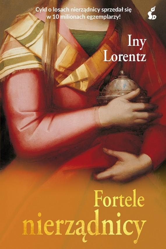 okładka Fortele nierządnicy. Ebook | EPUB, MOBI | Iny  Lorentz